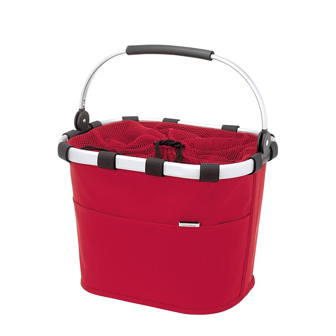 Bikebasket Plus rot – strapazierfähig rot, Reisenthel Accessoires jetzt kaufen
