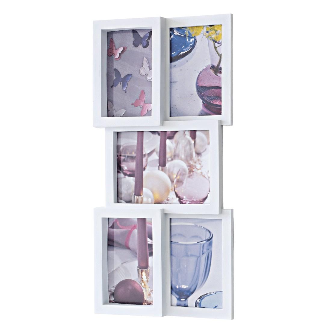 Bilderrahmen Selection – Kunststoff – Weiß, PureDay kaufen