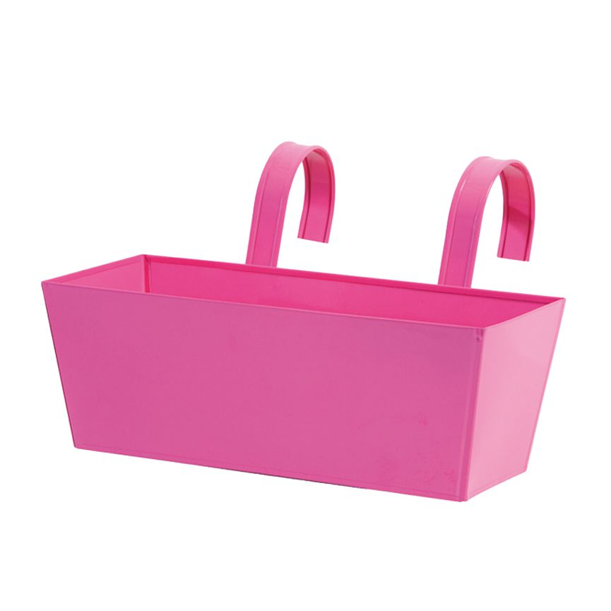 Blumenkasten eckig – pink, Siena Garden kaufen