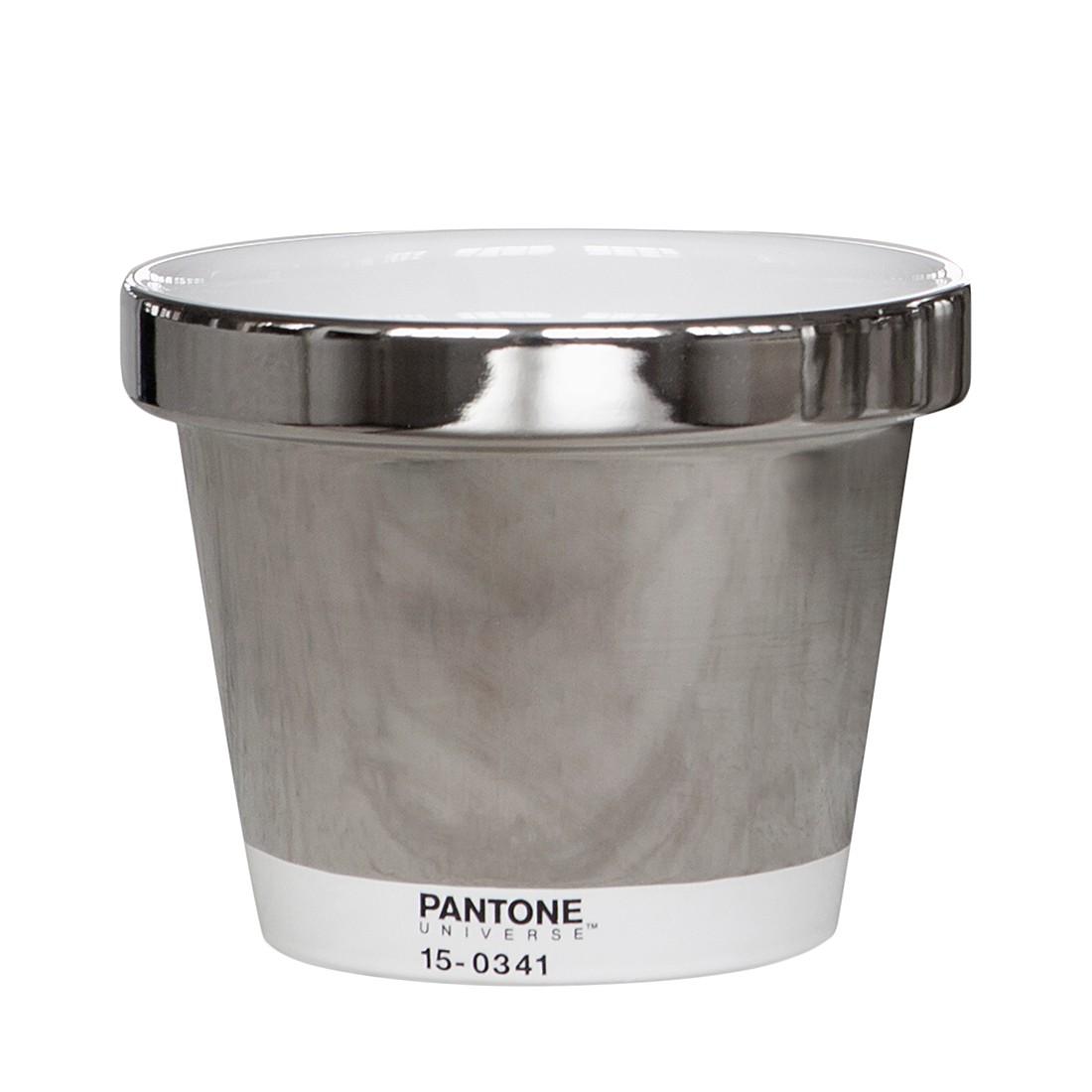 Blumentopf Pantone I – Silber, Pantone günstig bestellen