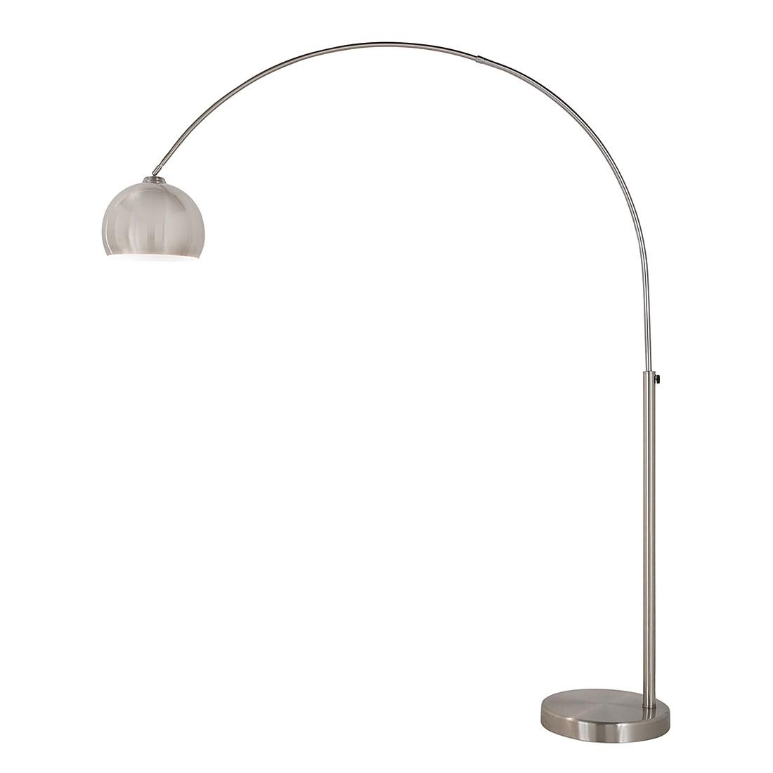 EEK A++, Bogenleuchte Lounge Satin Small – Eisen satiniert, Kare Design kaufen