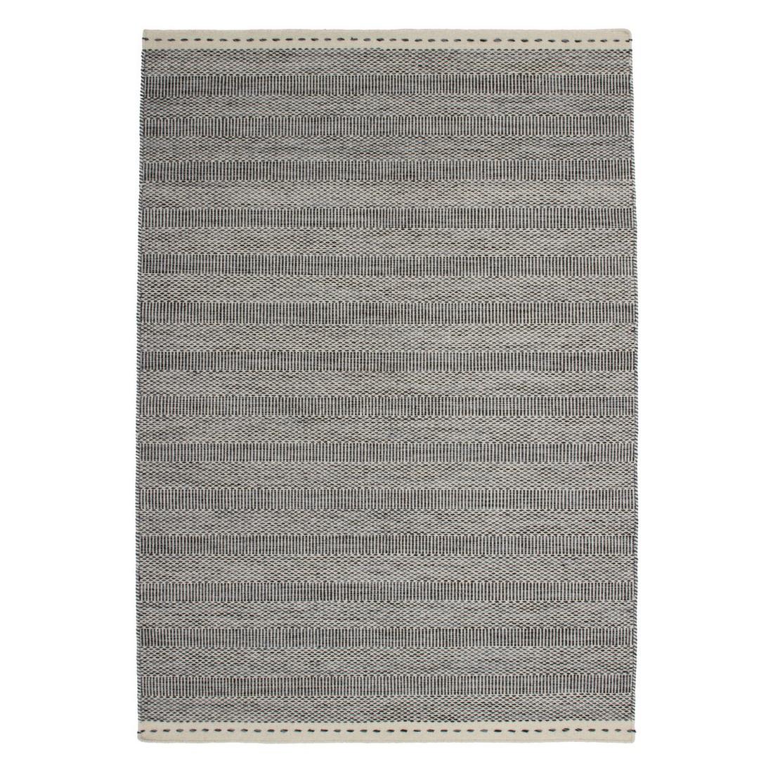 Teppich Bombay – Grau – 200 x 290 cm, Obsession online kaufen
