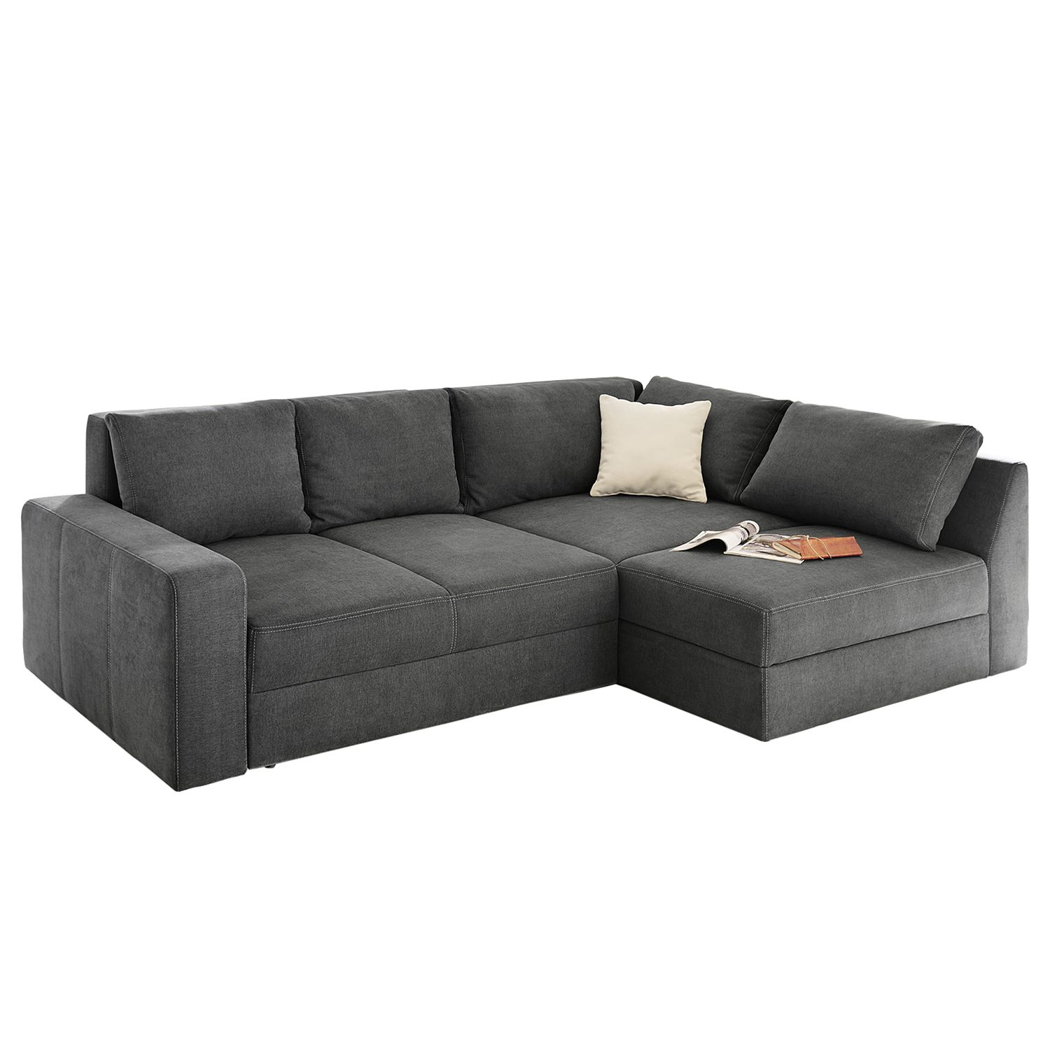 ecksofa mit schlaffunktion bei roller. Black Bedroom Furniture Sets. Home Design Ideas