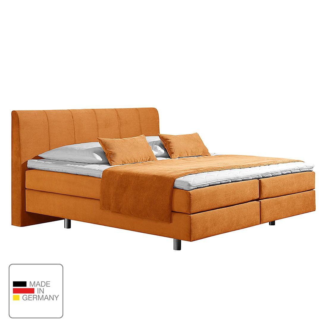 boxspringbett baila webstoff 140 x 200cm h2 bis 80 kg tonnentaschenfederkernmatratze. Black Bedroom Furniture Sets. Home Design Ideas