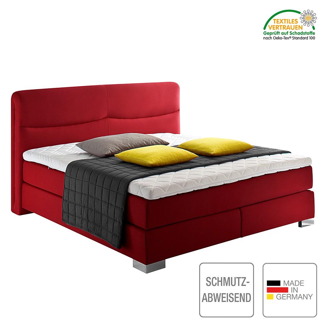 boxspringbett scala webstoff h3 ab 80 kg kaltschaumtopper bonellfederkern multi. Black Bedroom Furniture Sets. Home Design Ideas