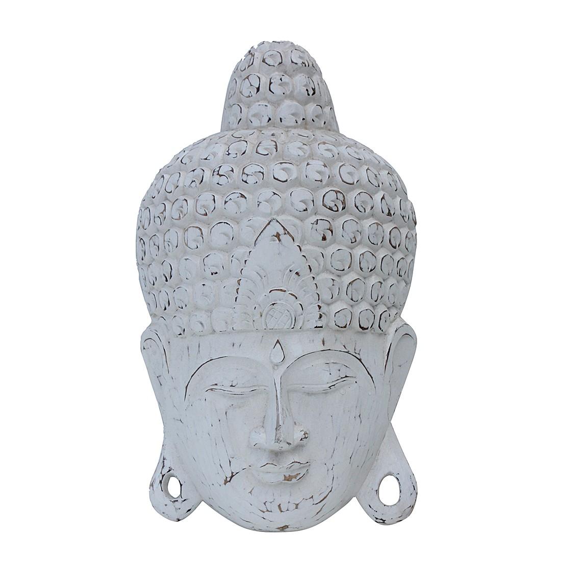 Buddha Maske – Akazie massiv, Henk Schram bestellen