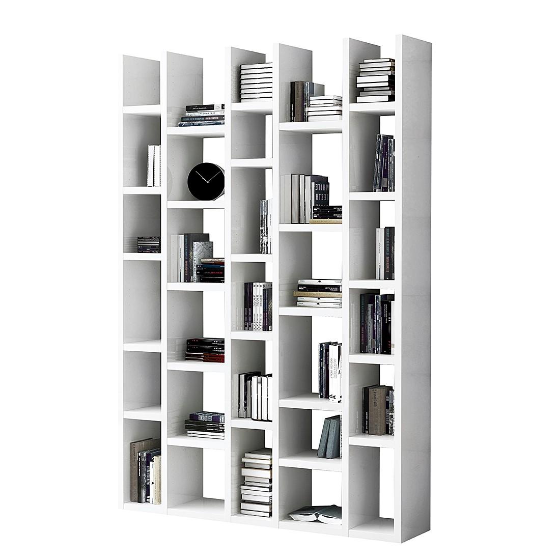 b cherregal emporior i matt wei loftscape g nstig. Black Bedroom Furniture Sets. Home Design Ideas