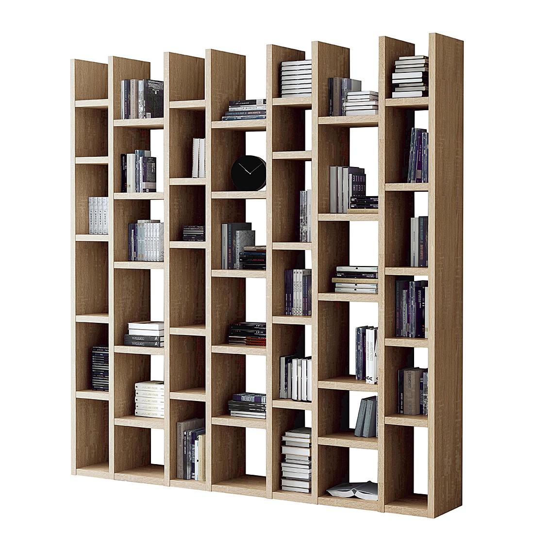 Bücherregal Emporior II - Sonoma Eiche Dekor