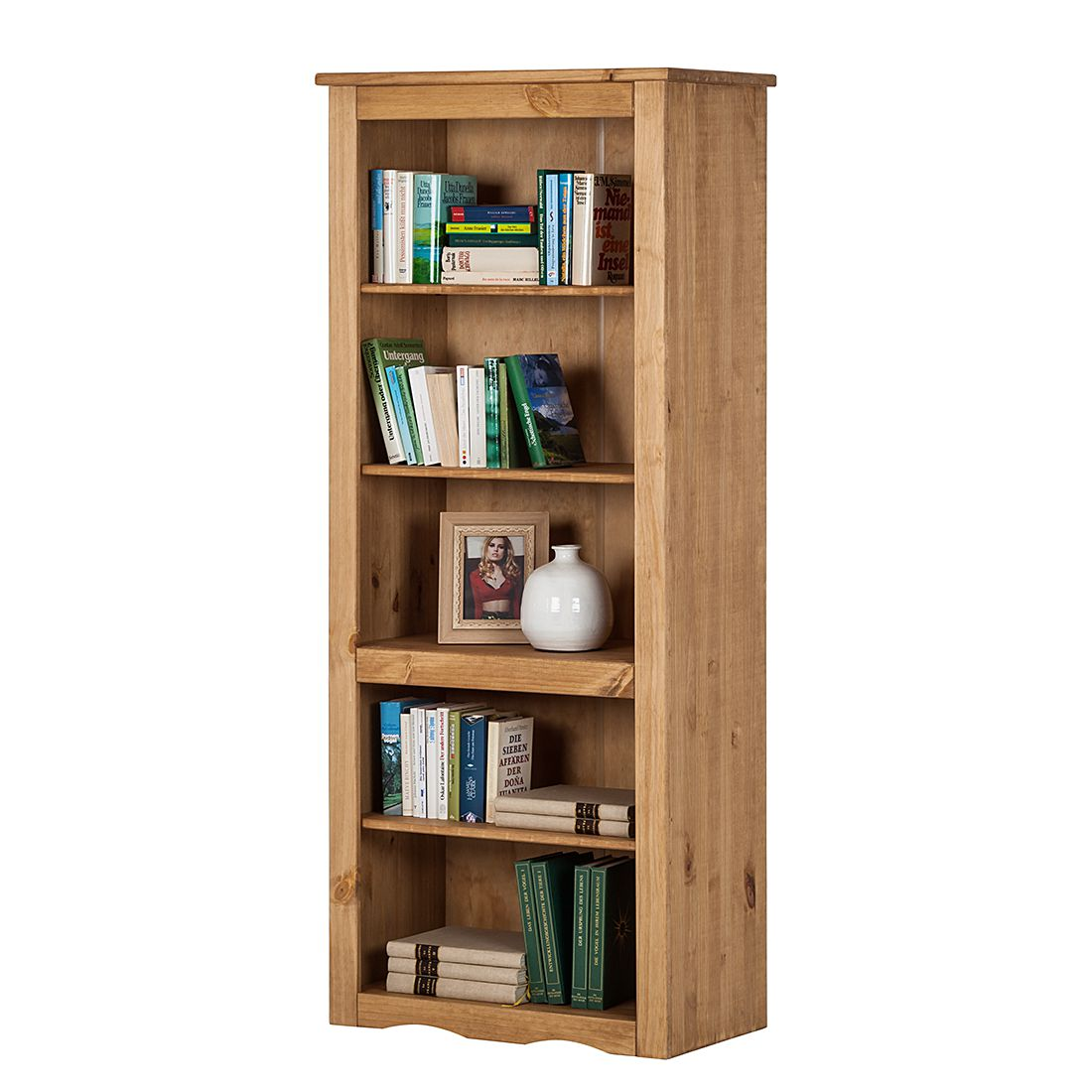 Bücherregal holz natur preisvergleiche