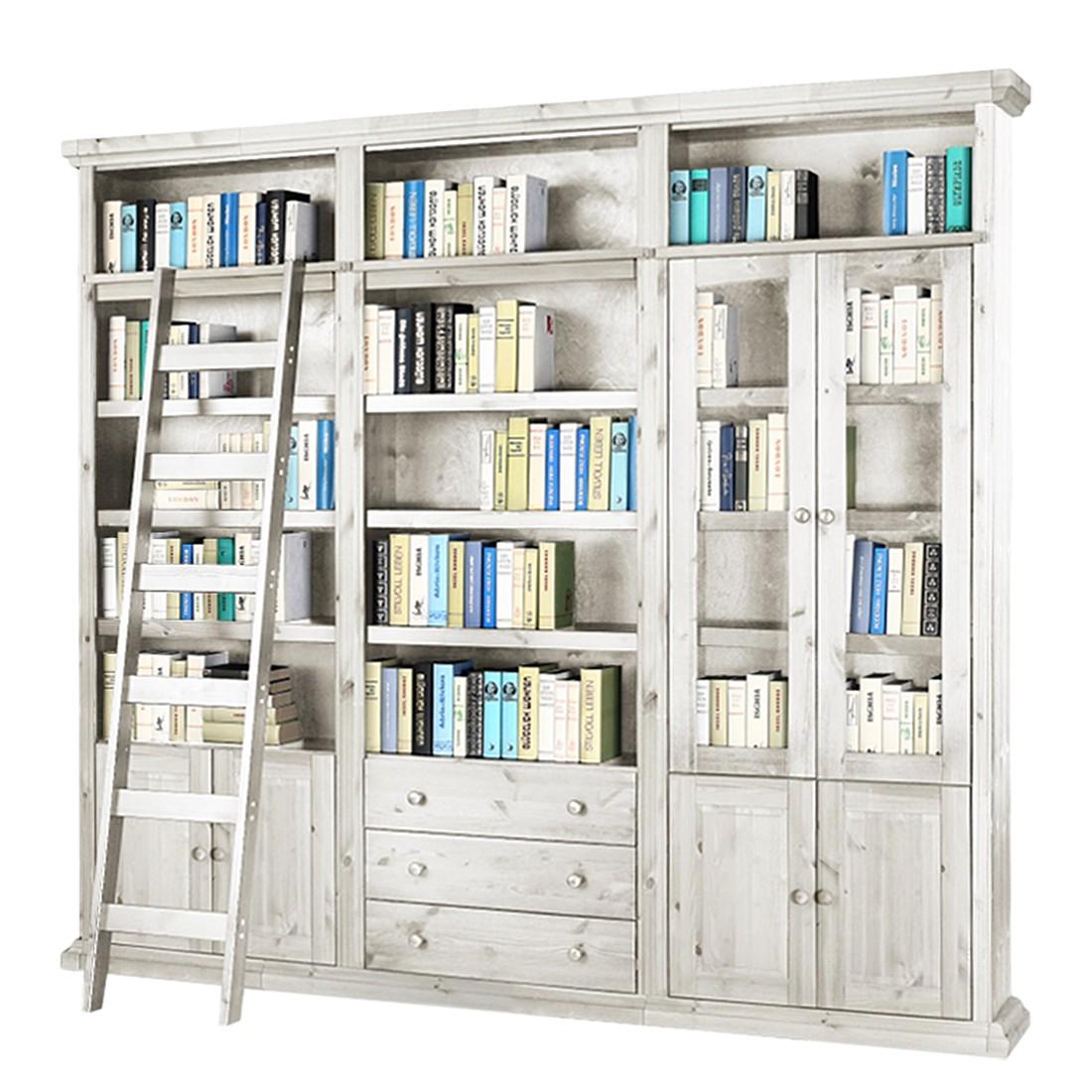Bücherregal Kelm 2 – Weiß lackiert, Lars Larson bestellen