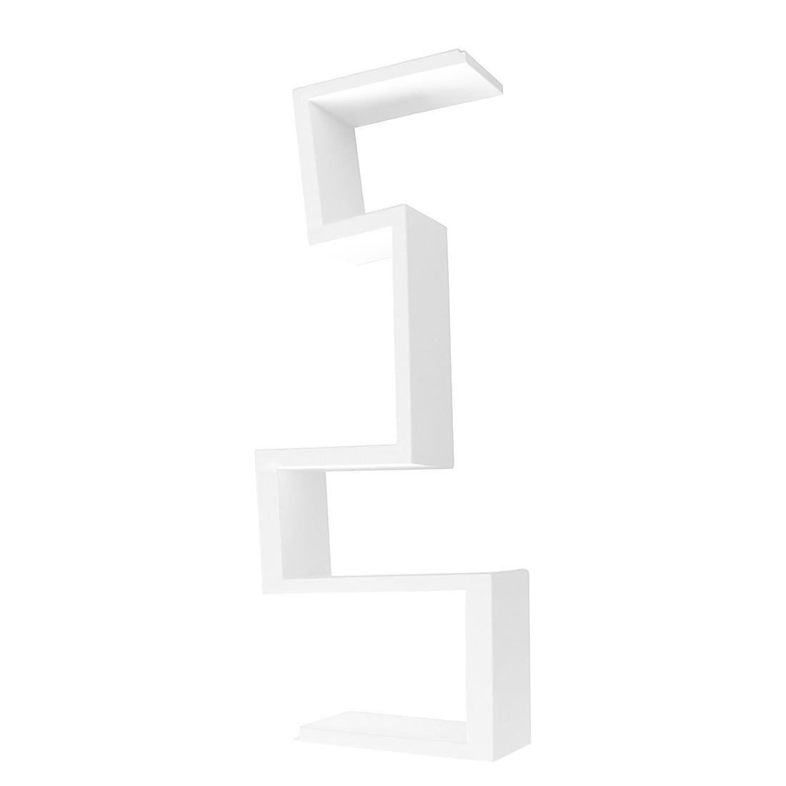 Bücherregal Shiro – Eisen – Weiß, Metrocuadro Design bestellen