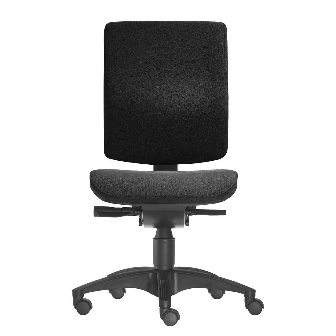 Bürodrehstuhl Cube S – Ohne Armlehnen – Schwarz, 1000 Stühle Gernot-M. Steifensand online kaufen