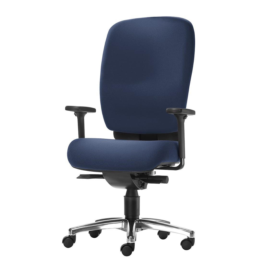 Bürodrehstuhl Office SY 1500 M – Höhenverstellbare Armlehnen – Dunkelblau, 1000 Stühle Gernot-M. Steifensand jetzt kaufen