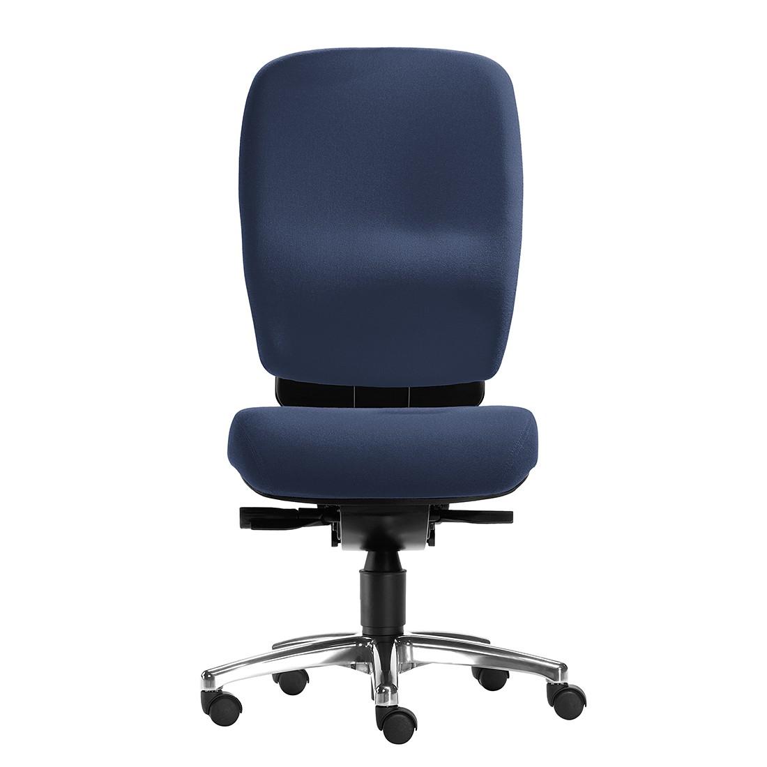 Bürodrehstuhl Office SY 1500 M – Ohne Armlehnen – Dunkelblau, 1000 Stühle Gernot-M. Steifensand günstig