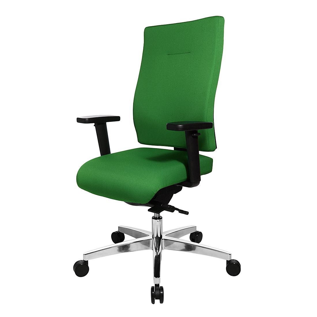 Bürodrehstuhl Profi Star 15 – Grün, Topstar günstig