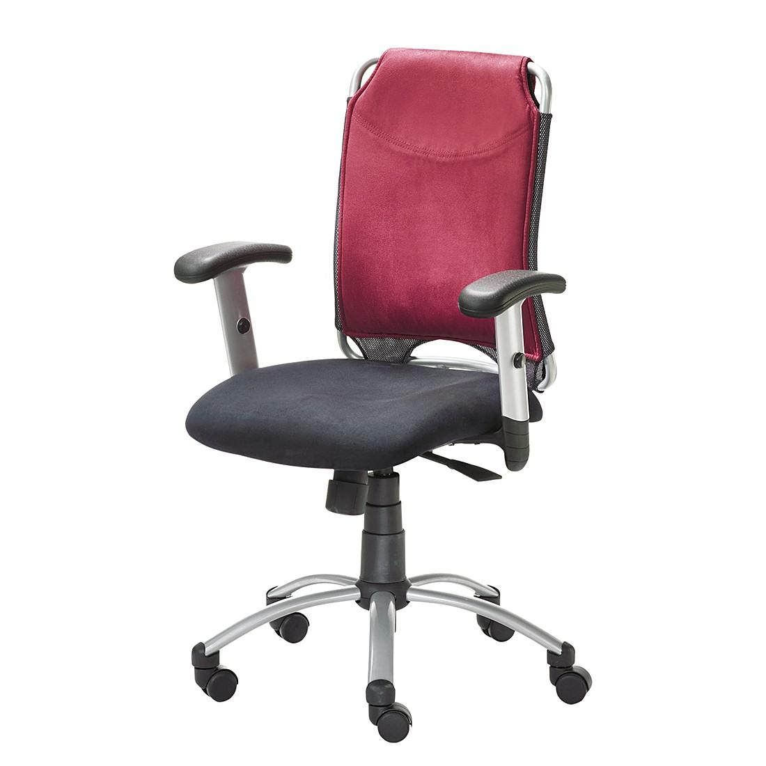 Bürodrehstuhl Sparkle – Rot, home24office günstig bestellen