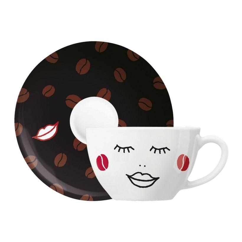 Cappuccinotasse Amore Mio – 250 ml – Design Juliane Breitbach – 2008 – 1610045, Ritzenhoff günstig