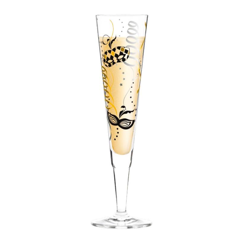 Champagnerglas mit Serviette Champus – 200 ml – Design Helena Ladeiro – 2013 – 1070201, Ritzenhoff günstig online kaufen