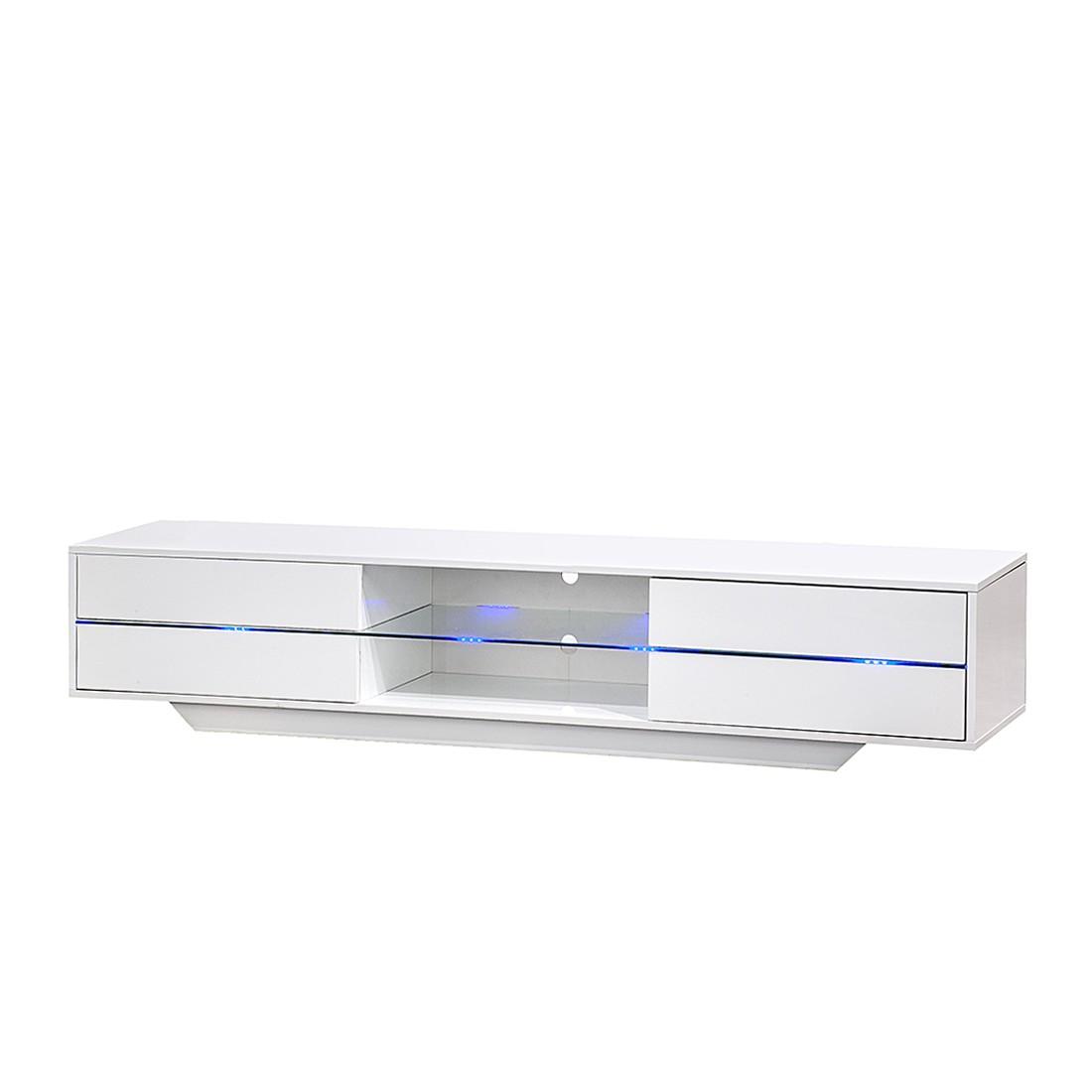 Tv-meubel Claire - met RGB-LED-verlichting kado
