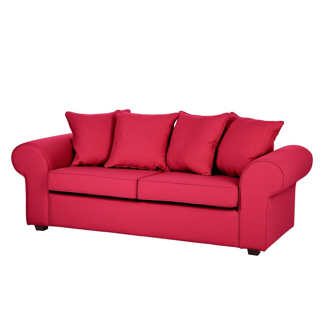 Sofa Colmar (3-Sitzer) – Stoff Pink, Jack & Alice online bestellen