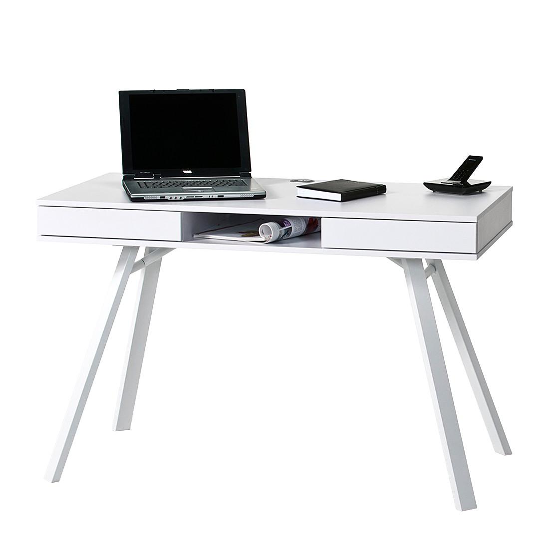 Computerschreibtisch Tala – Weiß, Maja Möbel jetzt kaufen