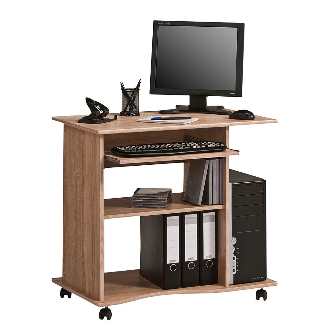 computertisch ene sonoma eiche dekor maja m bel online kaufen. Black Bedroom Furniture Sets. Home Design Ideas