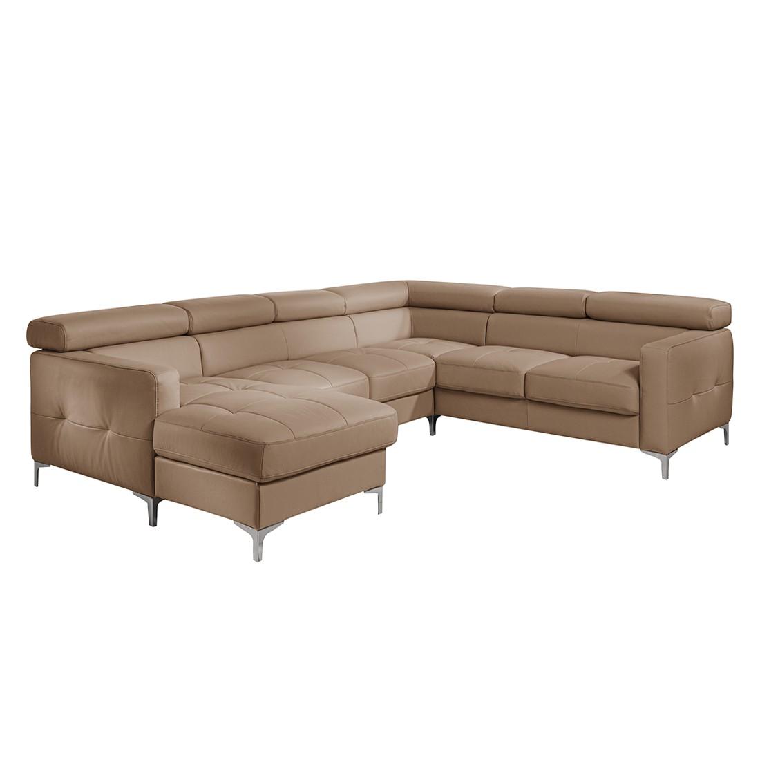 wohnlandschaften leder mit relaxfunktion preisvergleiche. Black Bedroom Furniture Sets. Home Design Ideas