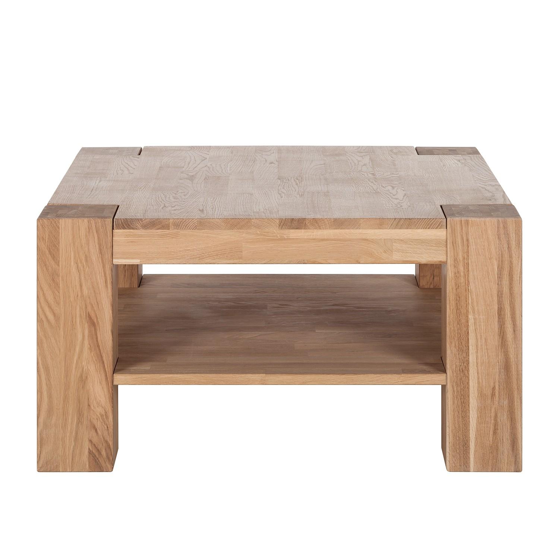 couchtisch aarupwood ii eiche massiv braun beistelltisch couch tisch sofatisch ebay. Black Bedroom Furniture Sets. Home Design Ideas