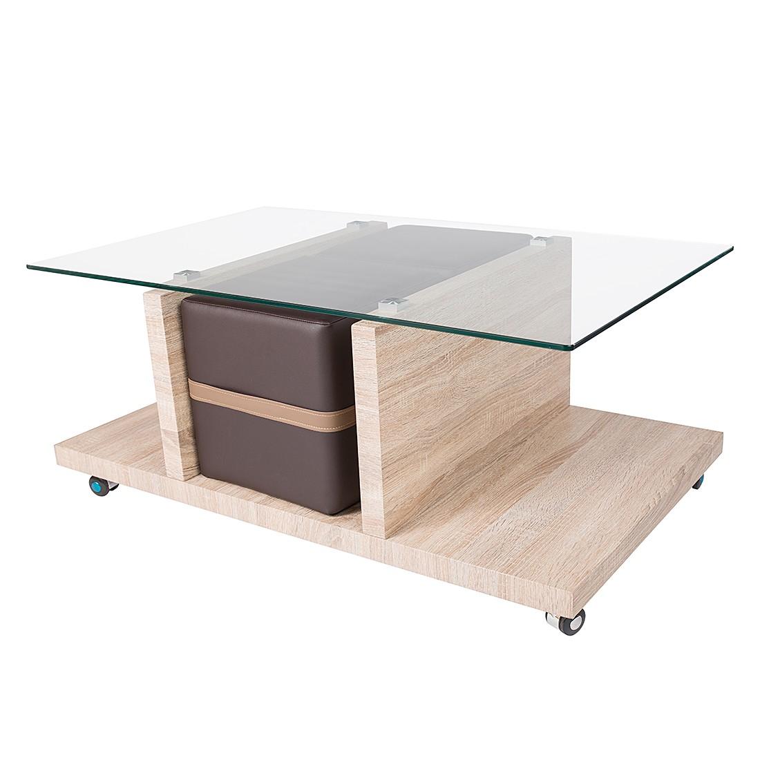 couchtisch imatra h henverstellbar sonoma eiche hell. Black Bedroom Furniture Sets. Home Design Ideas