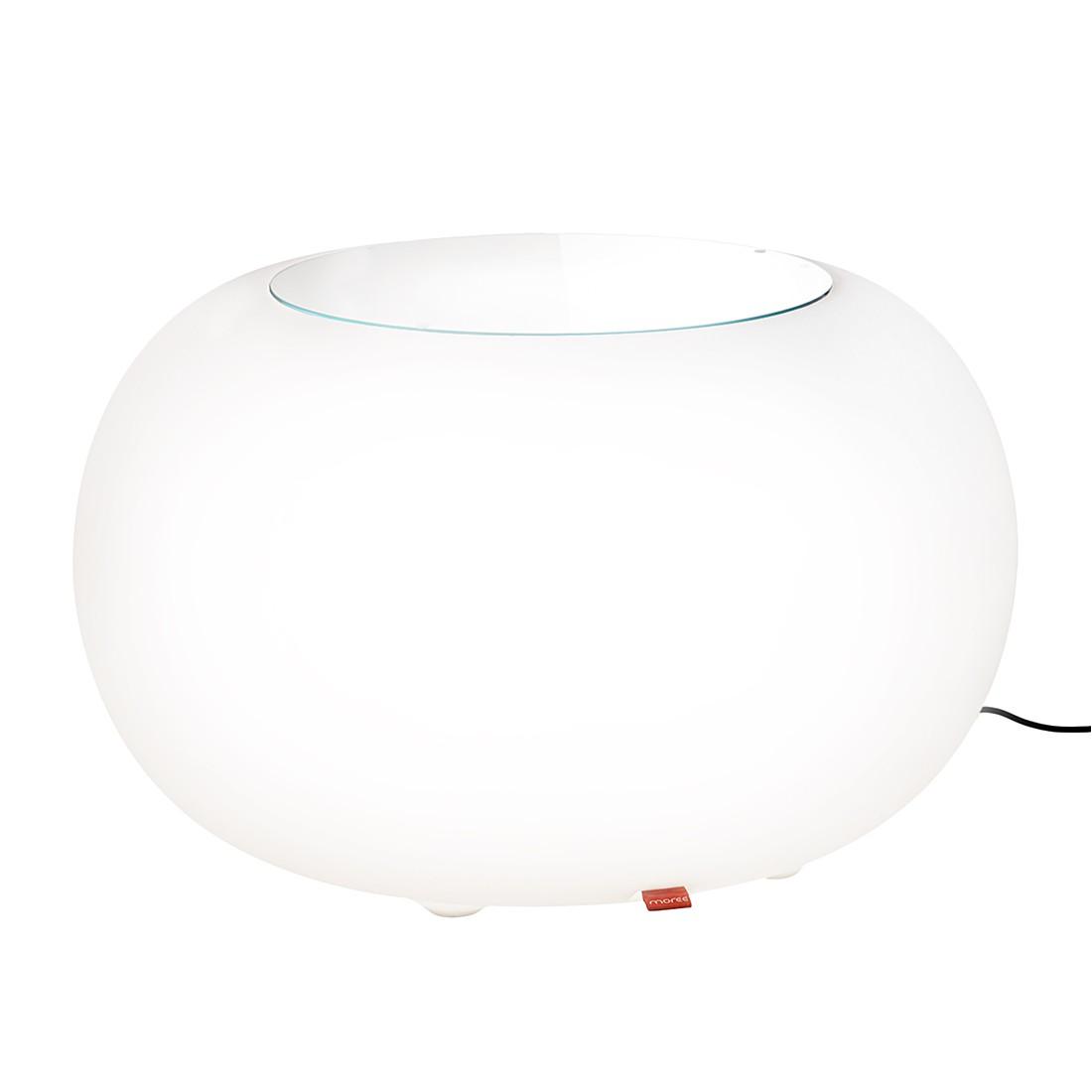 Couchtisch Bubble Outdoor (mit Beleuchtung) – mit Glasplatte, Moree günstig