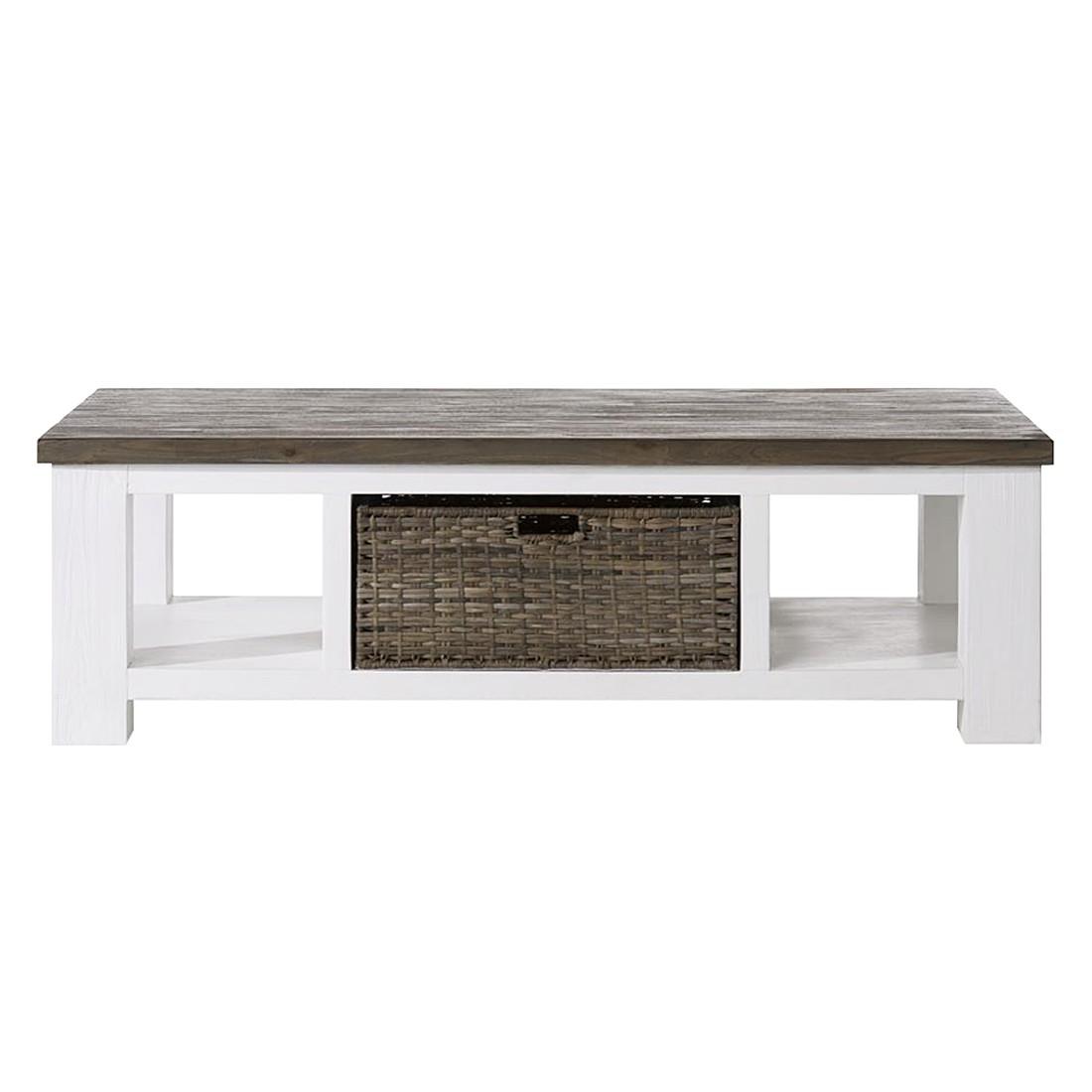 sideboard pradesh ii akazie teilmassiv braun habufa jetzt kaufen. Black Bedroom Furniture Sets. Home Design Ideas