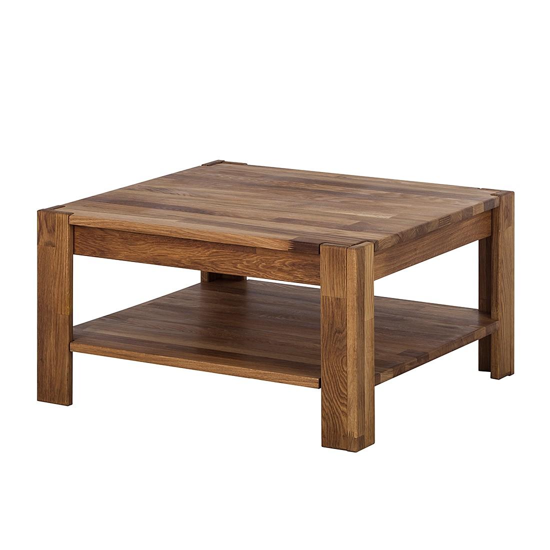 couchtisch kimwood eiche massiv ge lt ars natura g nstig. Black Bedroom Furniture Sets. Home Design Ideas
