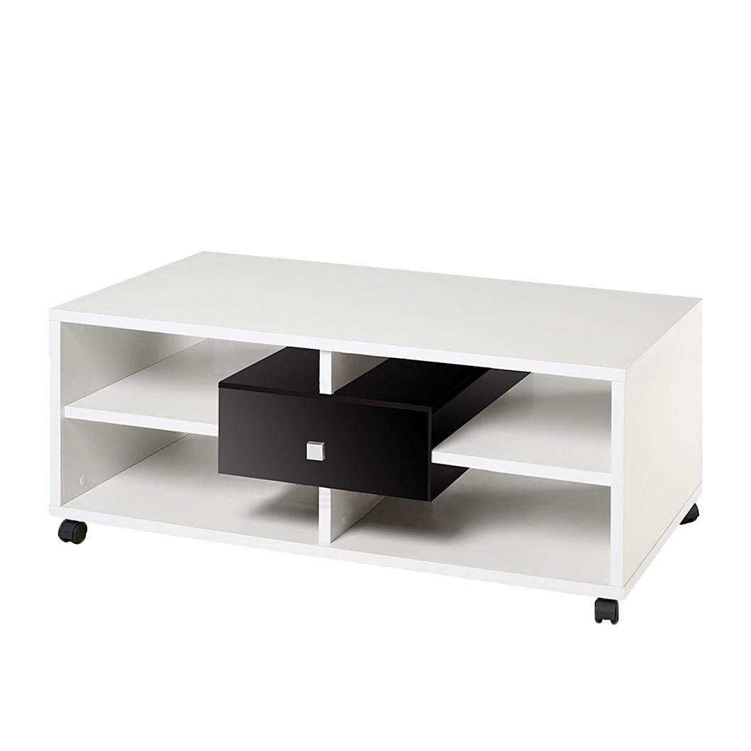 tavolino da salotto Floyd - Bianco/Nero, California