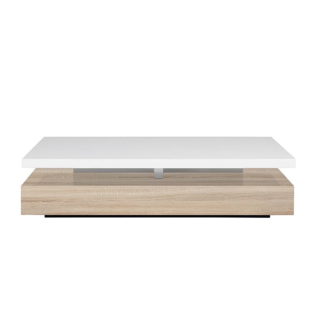 couchtisch 90x90 holz sonoma eiche raum und m beldesign inspiration. Black Bedroom Furniture Sets. Home Design Ideas