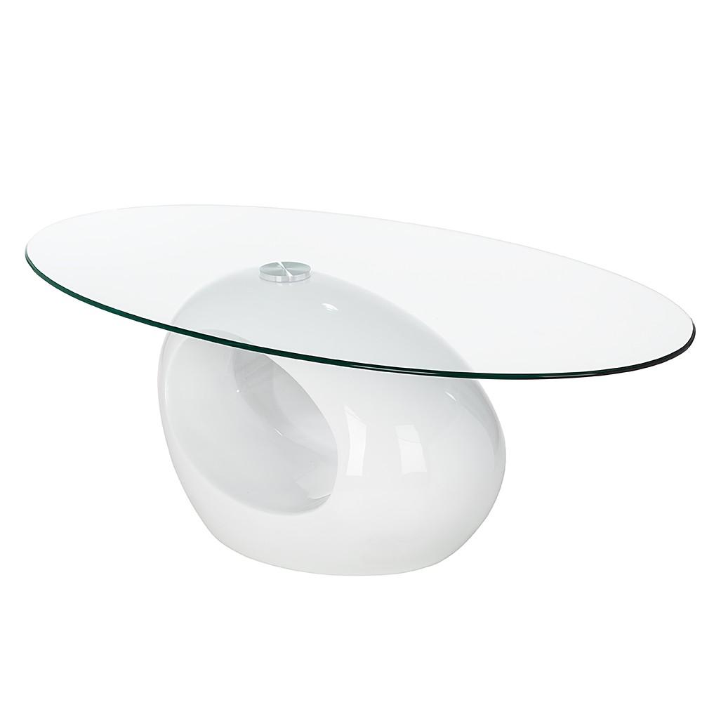 Couchtisch light fiberglas wei hochglanz ebay - Couchtisch fiberglas ...