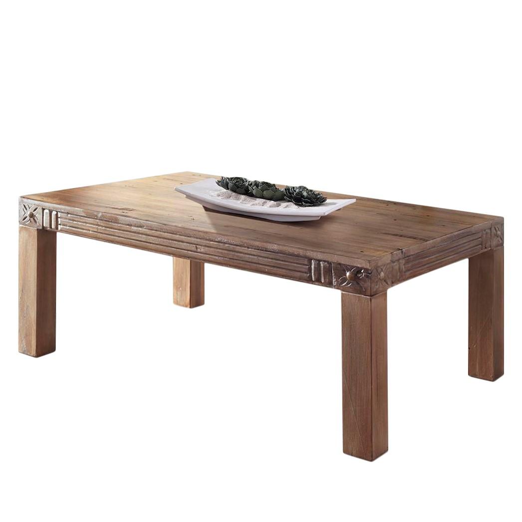image salontafel taj massief acaciahout wolf m bel. Black Bedroom Furniture Sets. Home Design Ideas