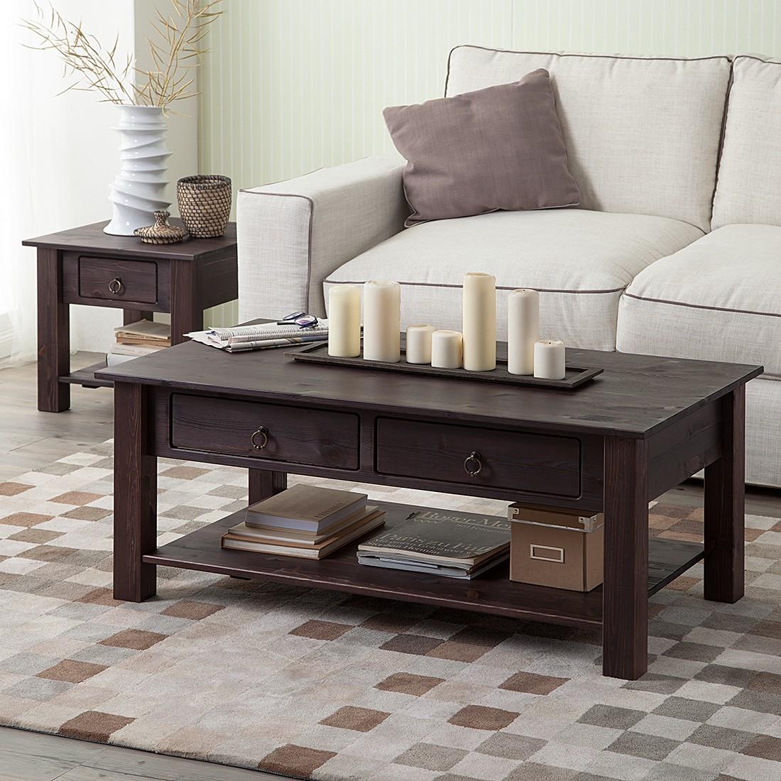 couchtisch valmer ii kiefer massiv couch tisch. Black Bedroom Furniture Sets. Home Design Ideas