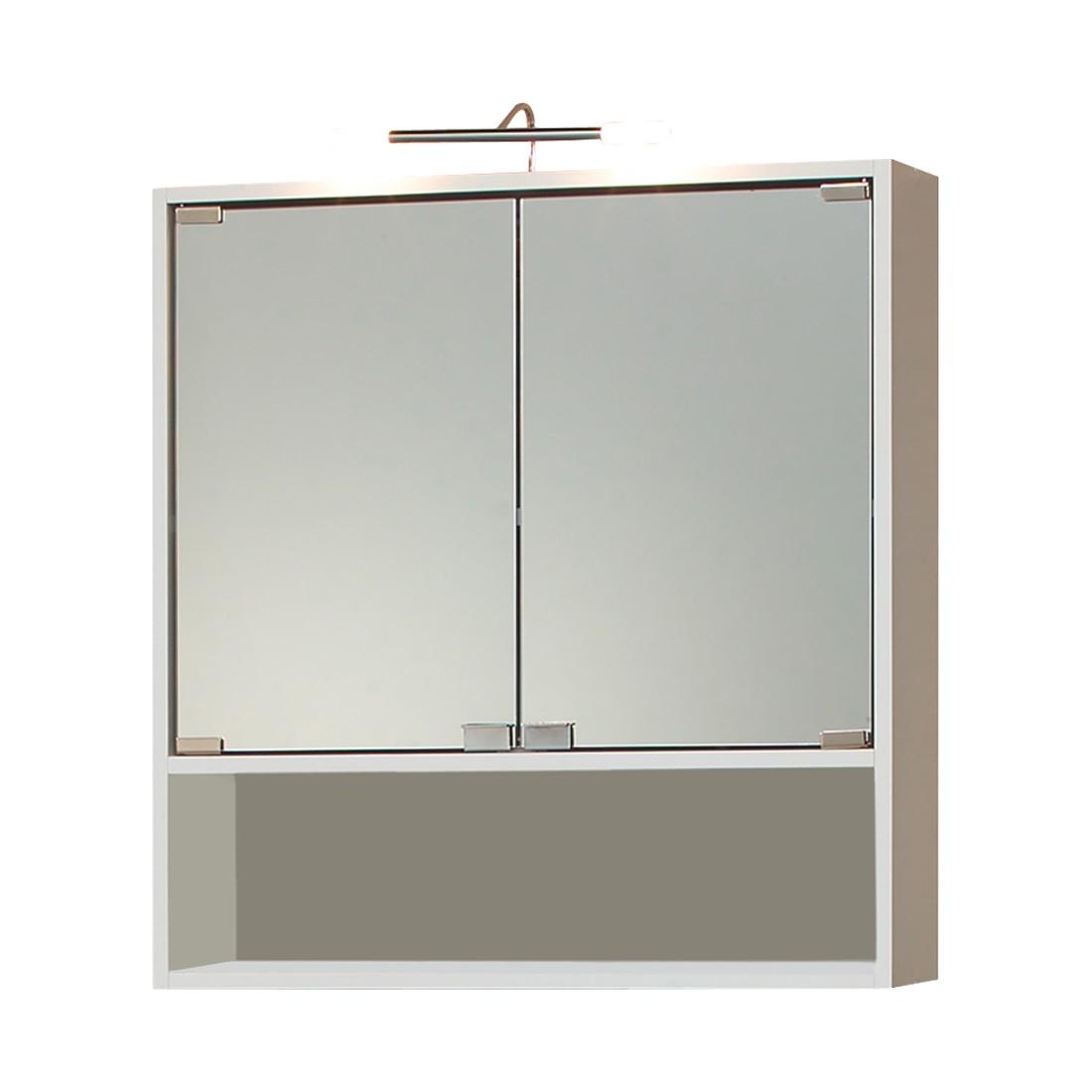 EEK A+, Spiegelschrank Cuneo (mit Beleuchtung) – Weiß, Giessbach jetzt kaufen