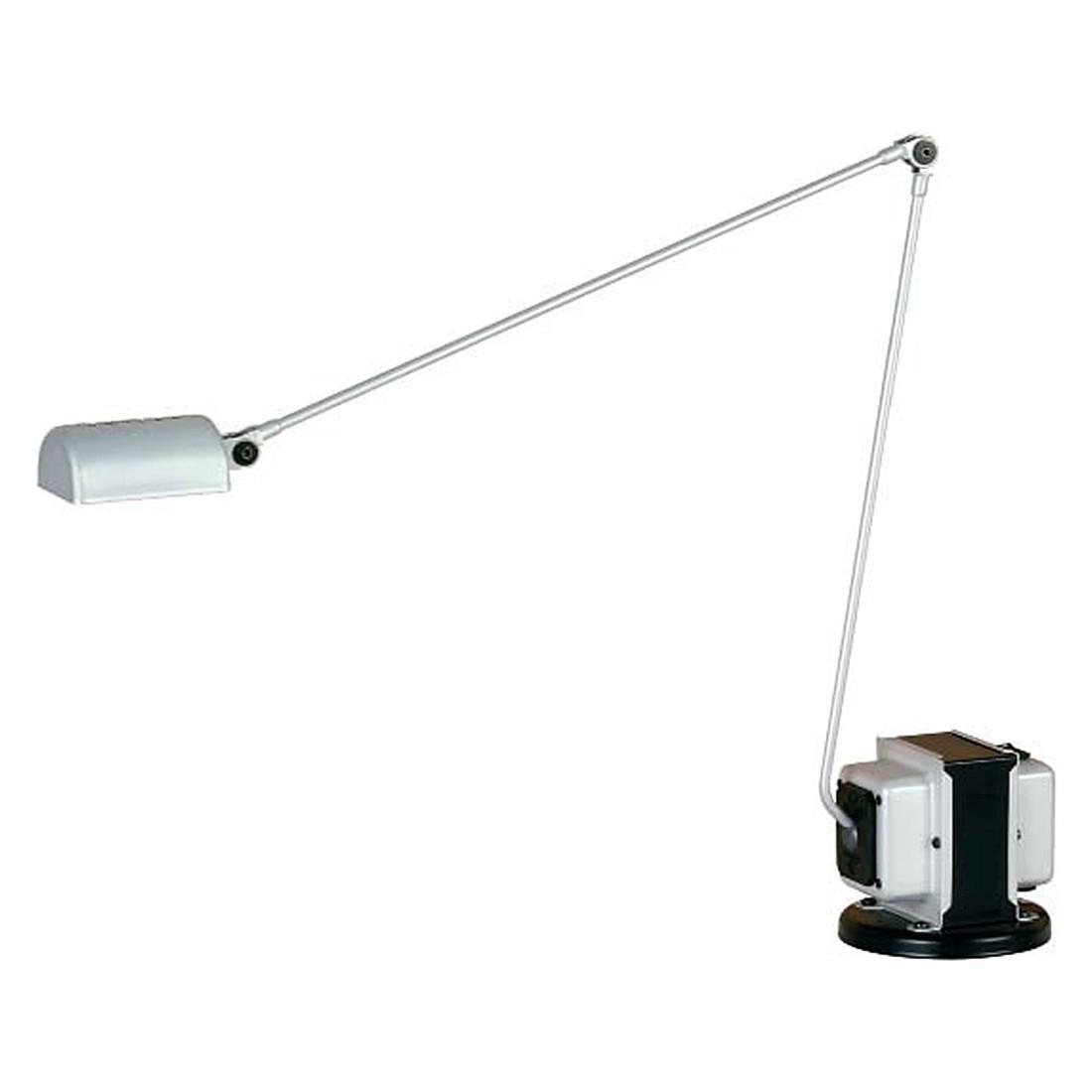 Tischleuchte Daphine LED ● Metall Weiß- Lumina