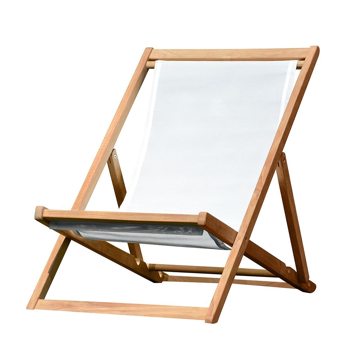 Deckchairbezug Cannes - Batyline Weiß, Jan Kurtz