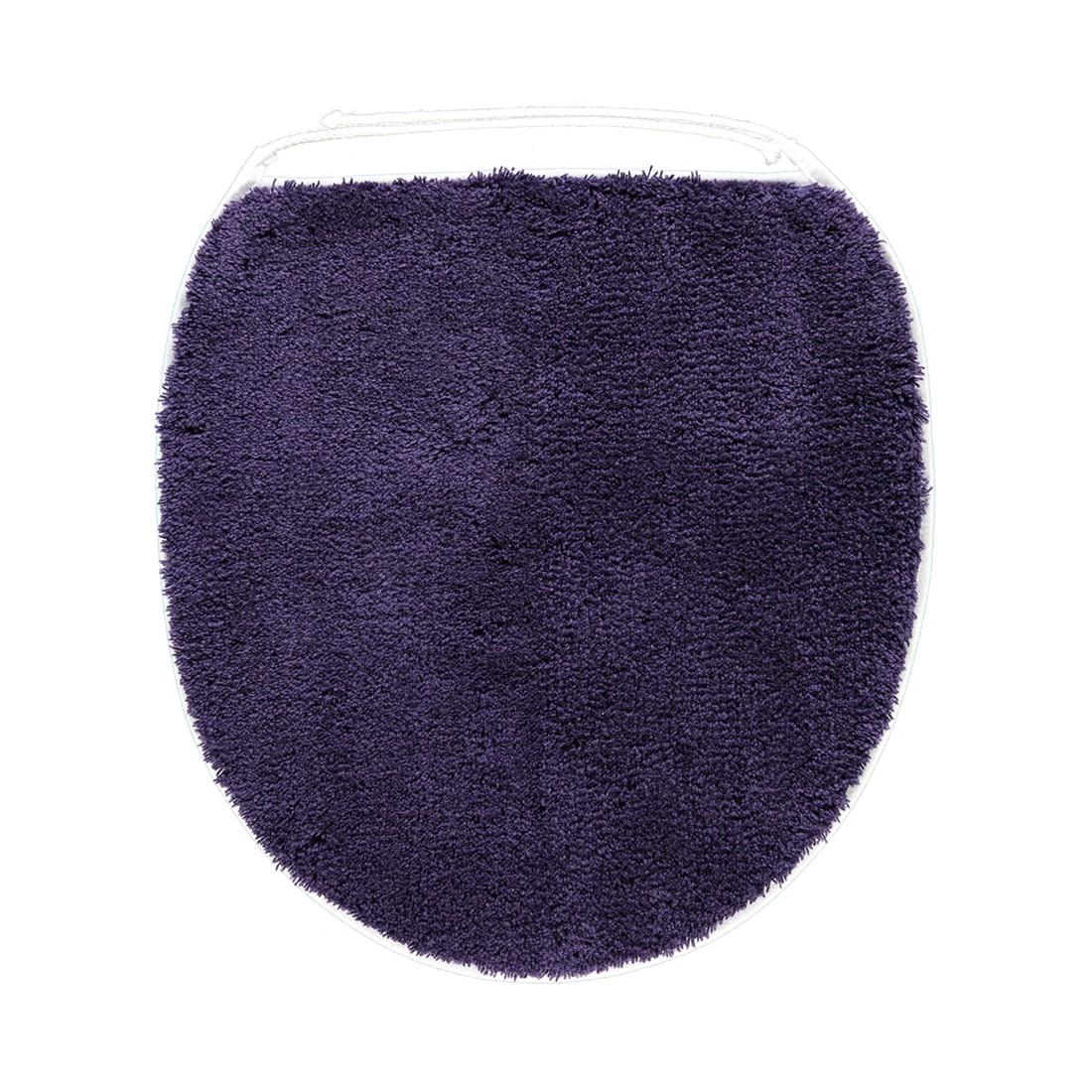 Deckelbezug Soft – 100% Polyacryl Aubergine – 872, Kleine Wolke online kaufen