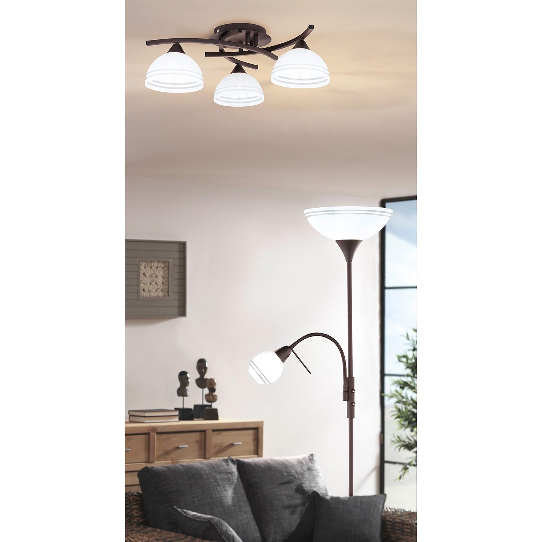 deckenleuchte 3 flammig lux a g nstig online kaufen. Black Bedroom Furniture Sets. Home Design Ideas