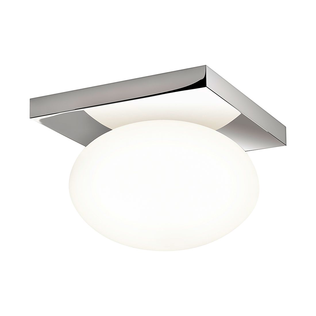 Deckenleuchte Castiro 225 ● Weiß ● 1-flammig- Illumina A++