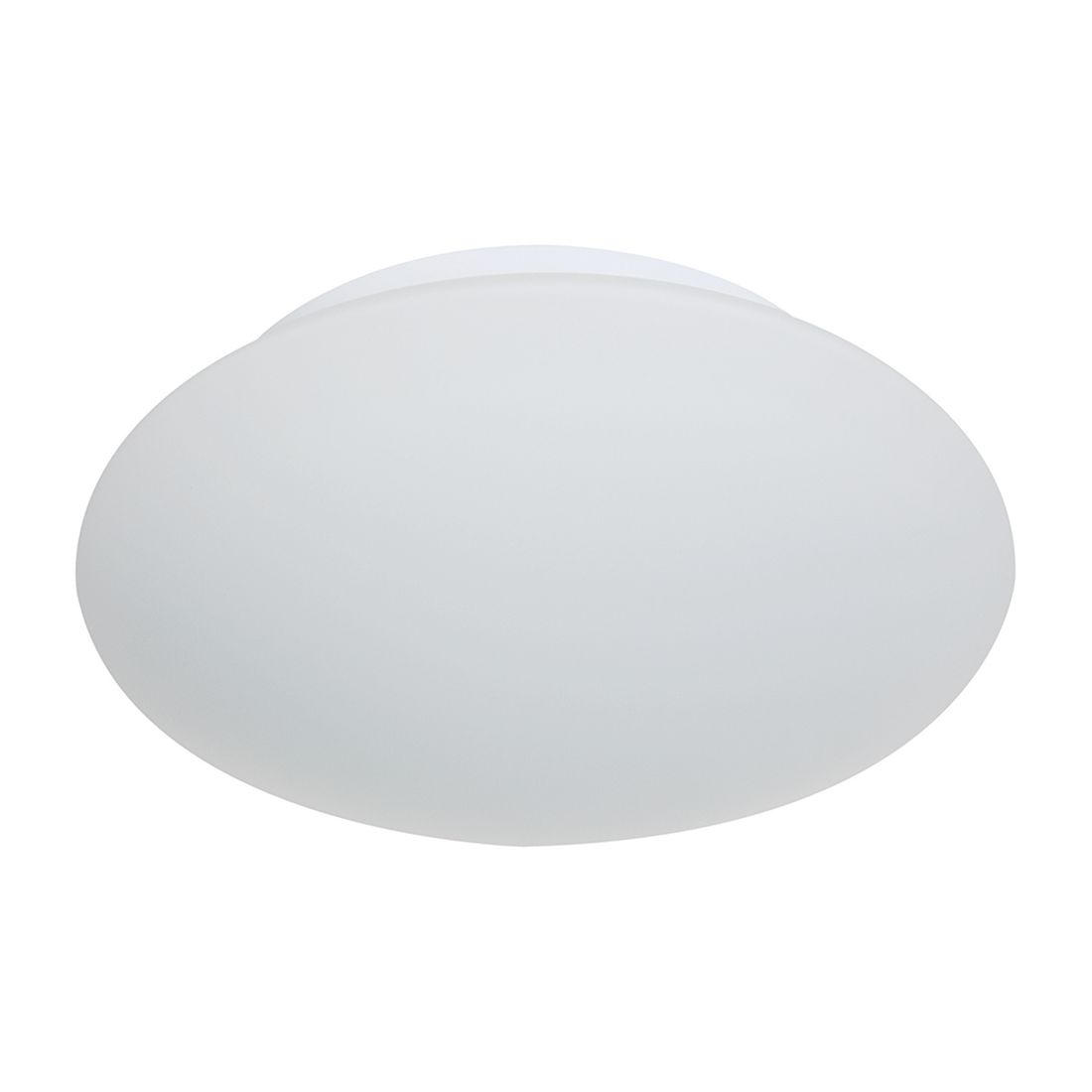 Deckenleuchte 1-flammig ● Weiß Ø 25cm- Steinhauer A++
