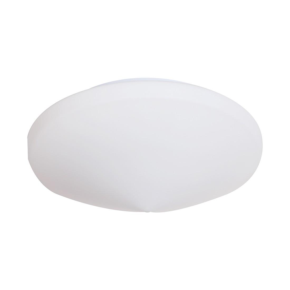 Deckenleuchte 1-flammig ● Weiß Ø 25 cm- Steinhauer A++