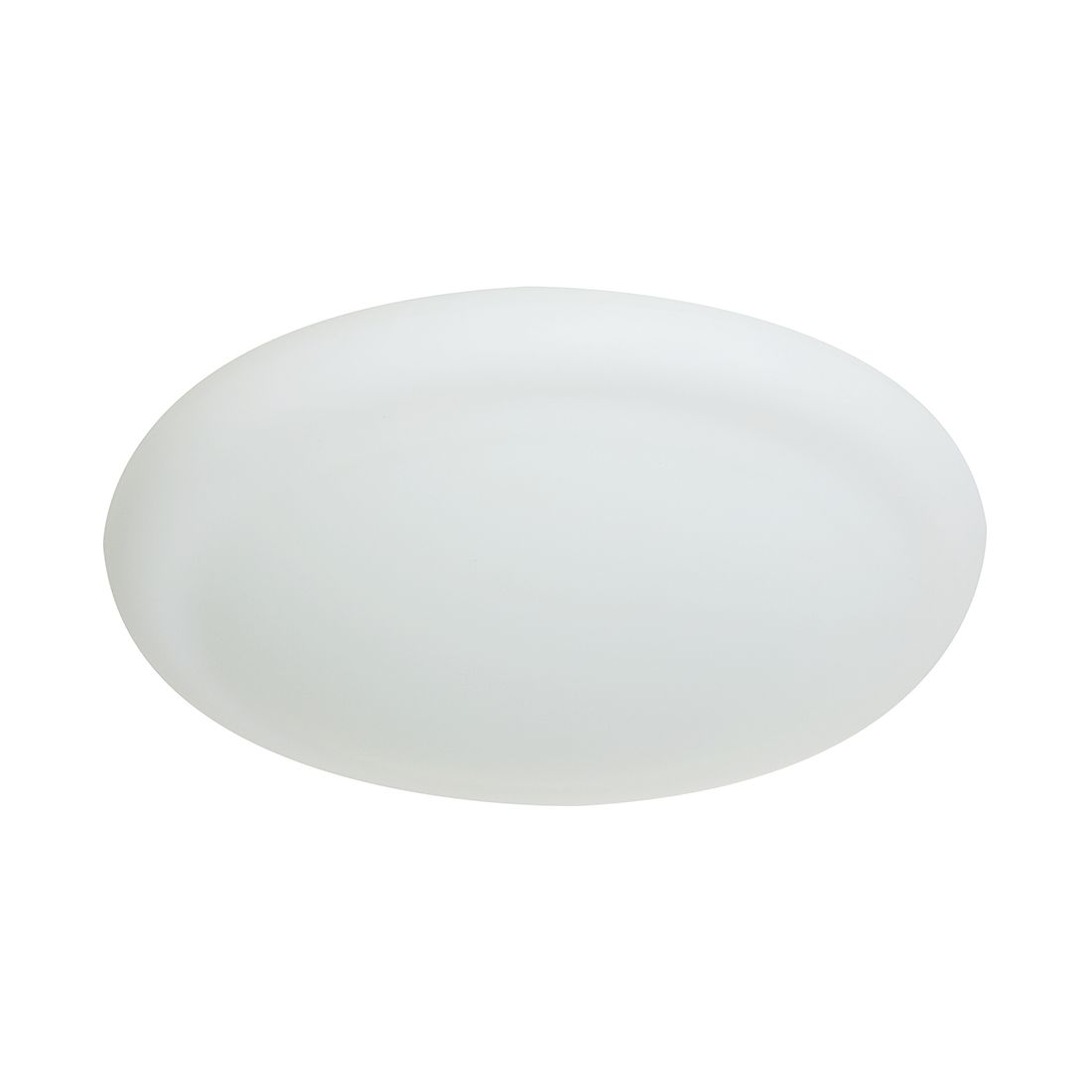 Deckenleuchte 1-flammig ● Weiß Ø 30 cm- Steinhauer A++