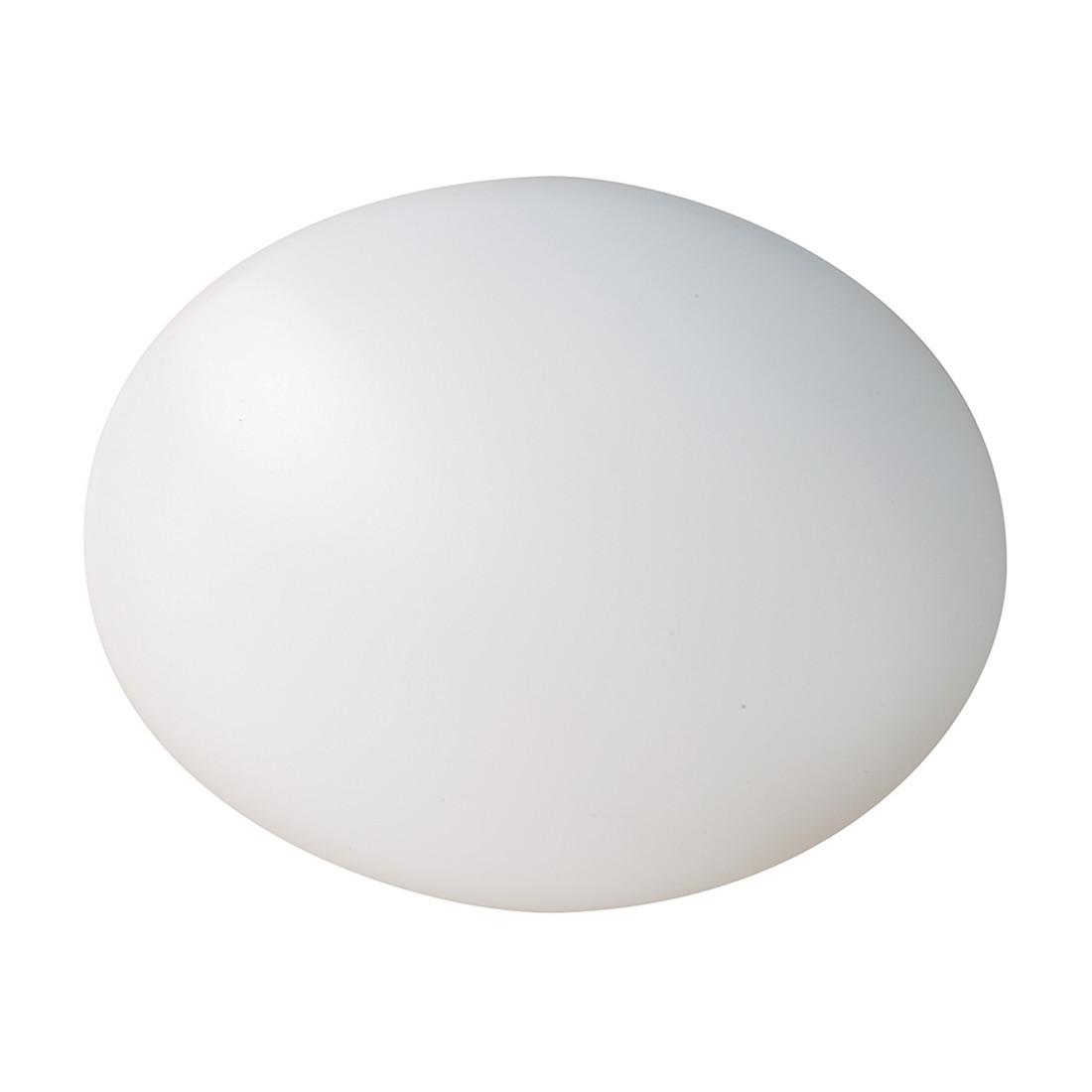 Deckenleuchte 1-flammig ● Weiß Ø 30 cm- Steinhauer
