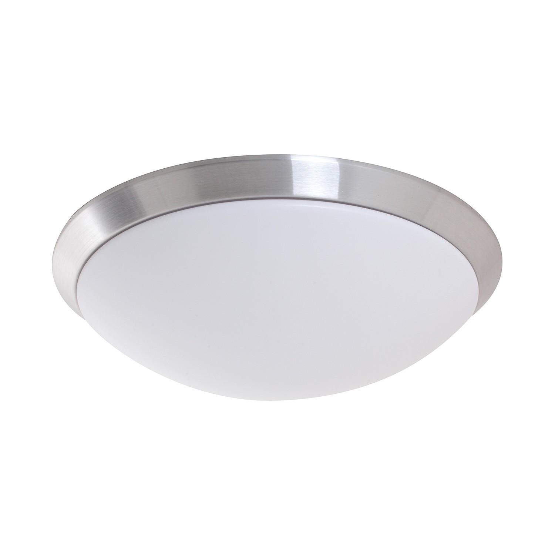 deckenleuchte circle metall kunststoff silber n ve a g nstig kaufen. Black Bedroom Furniture Sets. Home Design Ideas