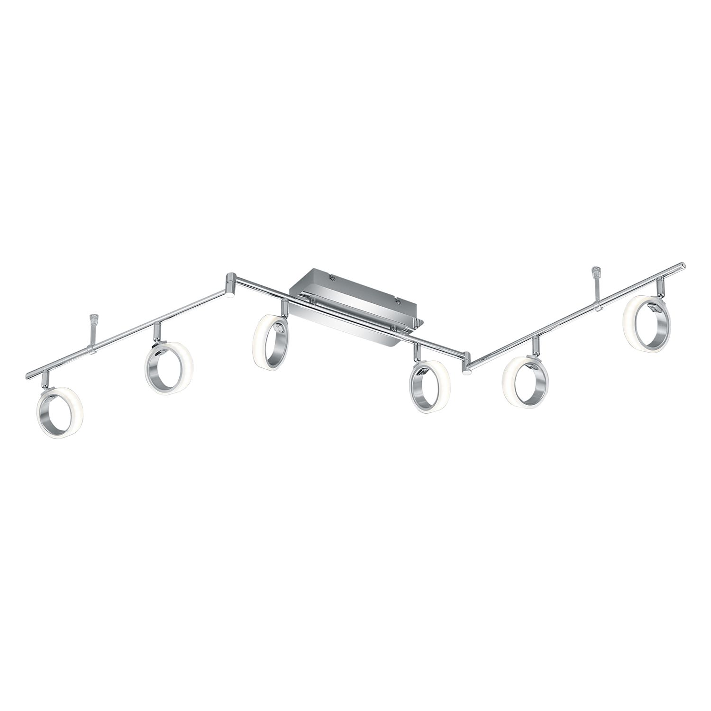 LED-Deckenleuchte Corland ● Metall / Acryl ● 6- Trio A+