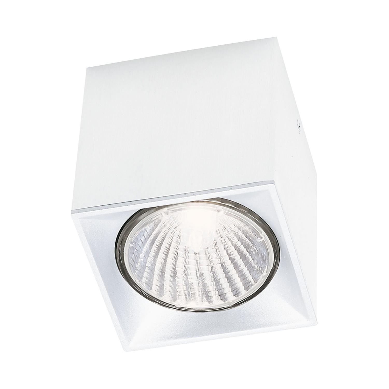 Deckenleuchte Dau Spot ● Aluminium lackiert ● Weiß- Milan Iluminacion